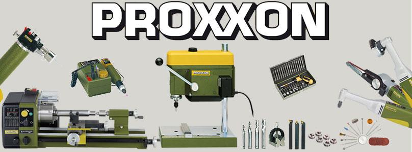 بروكسون - PROXXON
