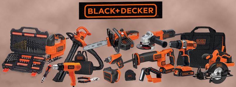 بلاك بلس ديكر - BLACK + DECKER