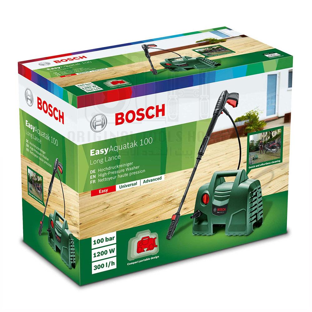 ماكينة غسيل ضغط عالي 100 بار بوش - BOSCH DIY