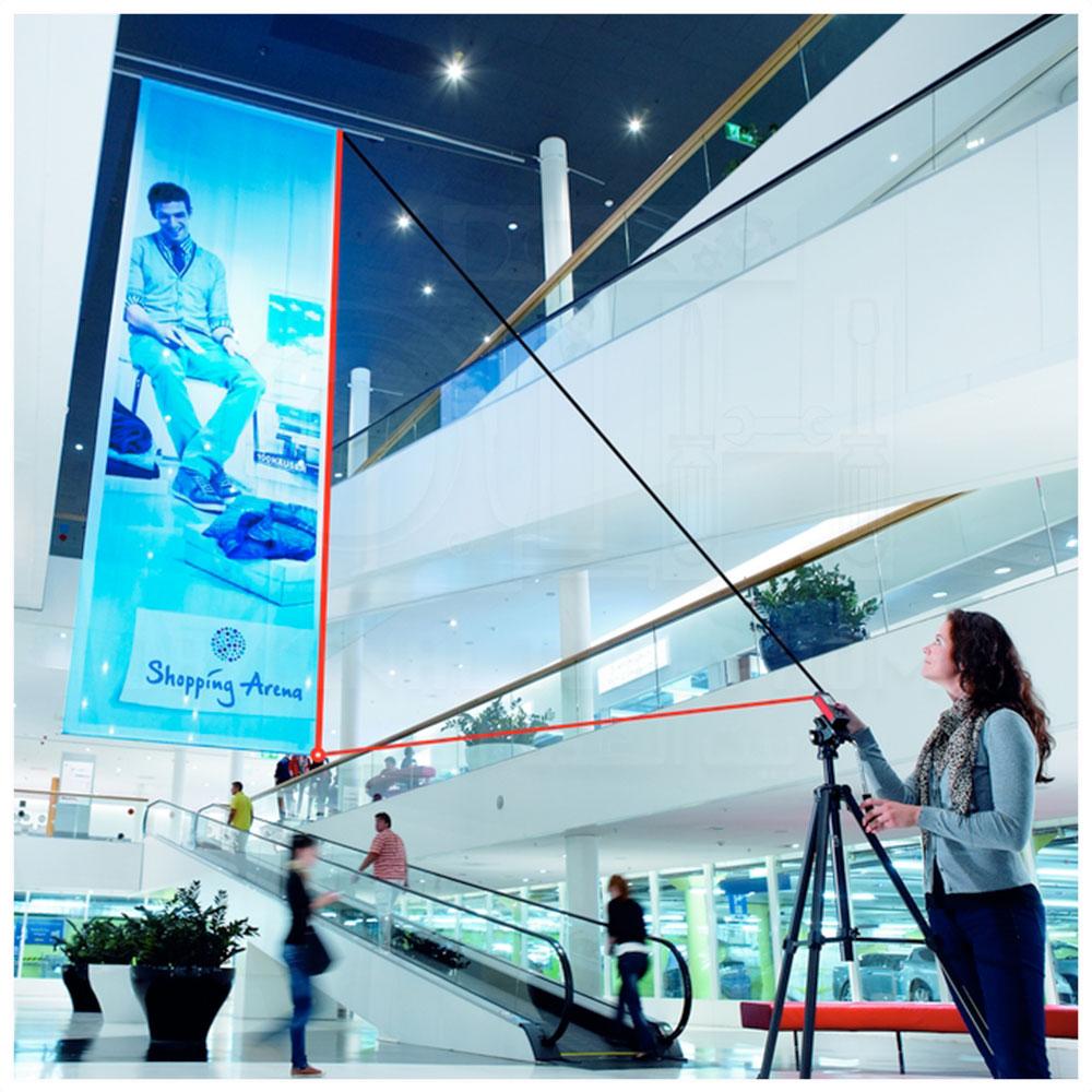 متر ليزر مدى 120 م لايكا - Leica