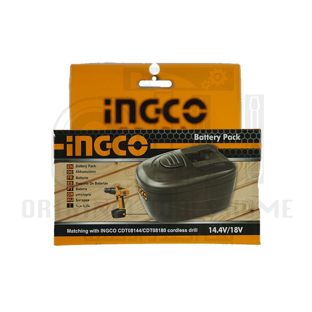 بطارية درل شحن 14.4 فولت  انكو - INGCO