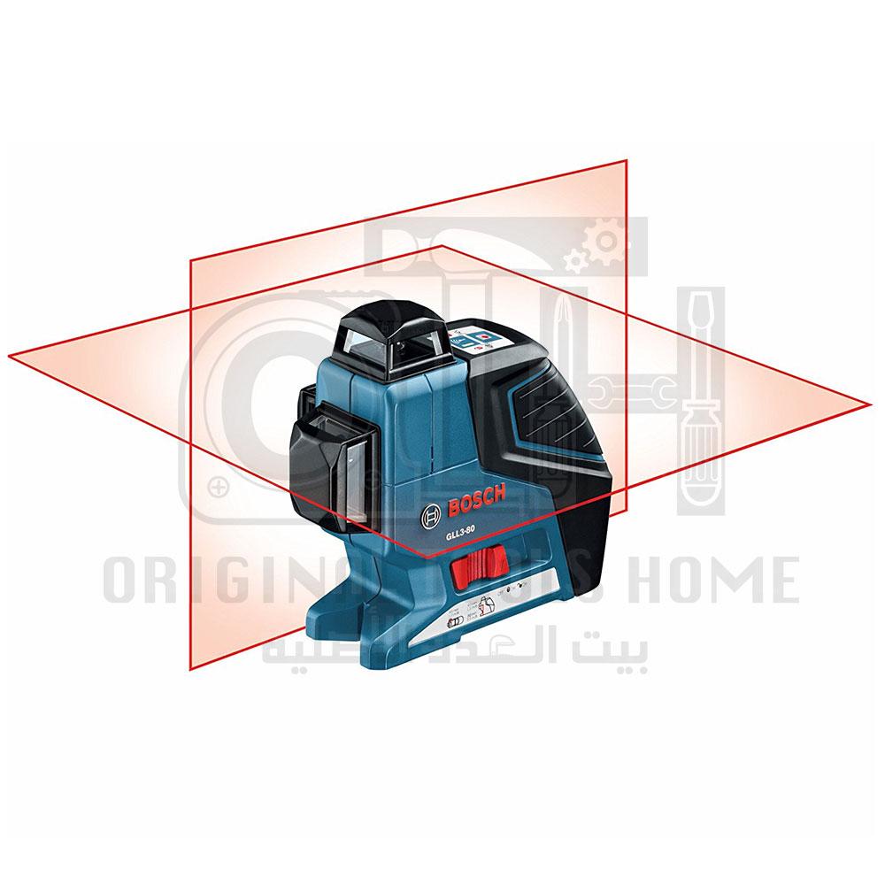 جهاز تحديد الشيرب 3 خط قطر 80 م 360°