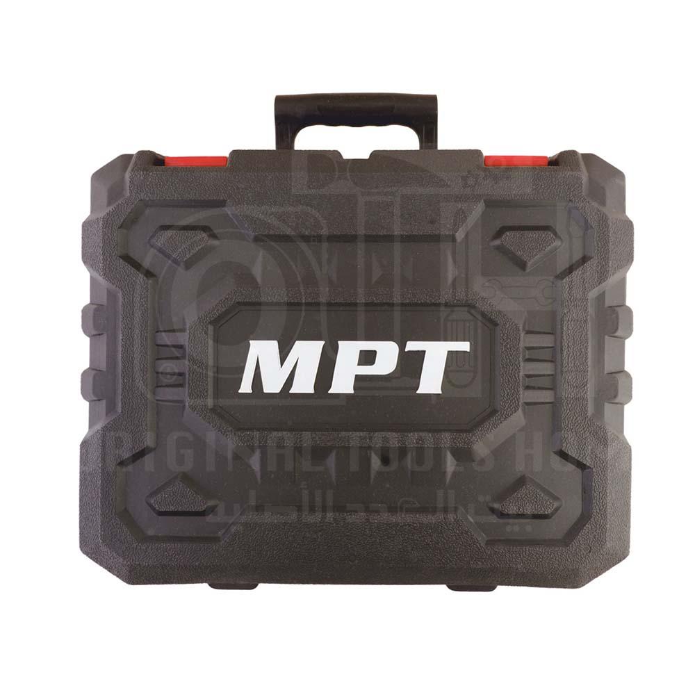 شنيور فك وربط 21 فولت + بطارية اضافية أم بى تى - MPT
