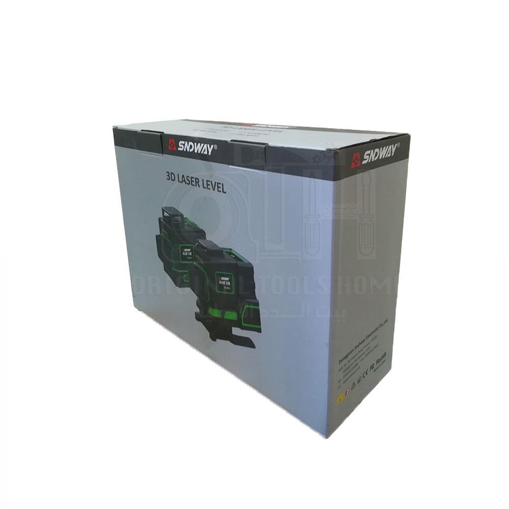جهاز تحديد الشيرب 3 خط  أخضر قطر 40م 360° سندواى - SNDWAY