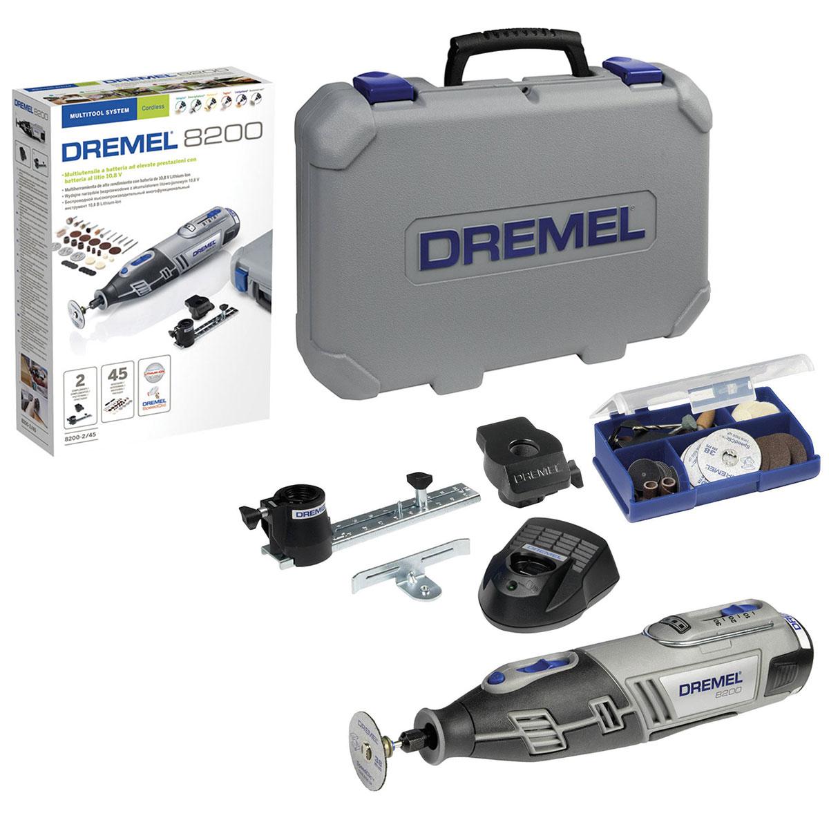 8200 دريميل متعدد الأدوات
