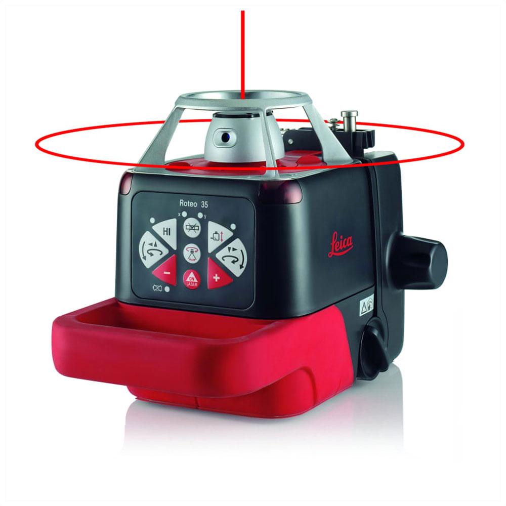 جهاز تحديد مستوى دوار300 متر
