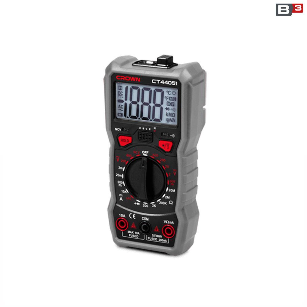 ملتيميتر ديجيتال 600 فولت
