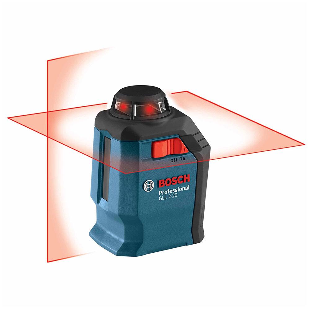 جهاز تحديد الشيرب 2 خط قطر 20 م 360°