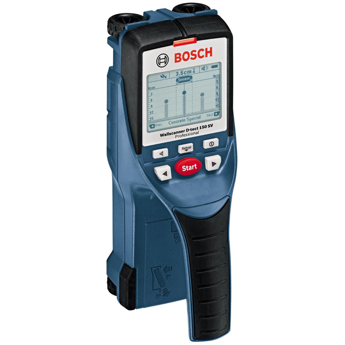 جهاز كشف المعادن D-Tect 150SV