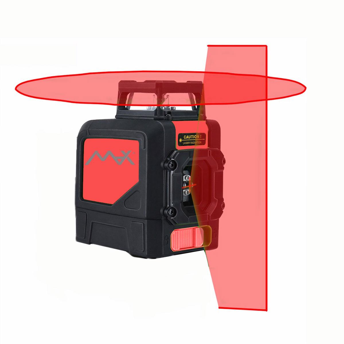 جهاز تحديد الشيرب 2 خط قطر 40 م 180°, 360°